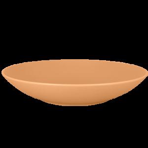 deep-coupe-plate-peach-orange